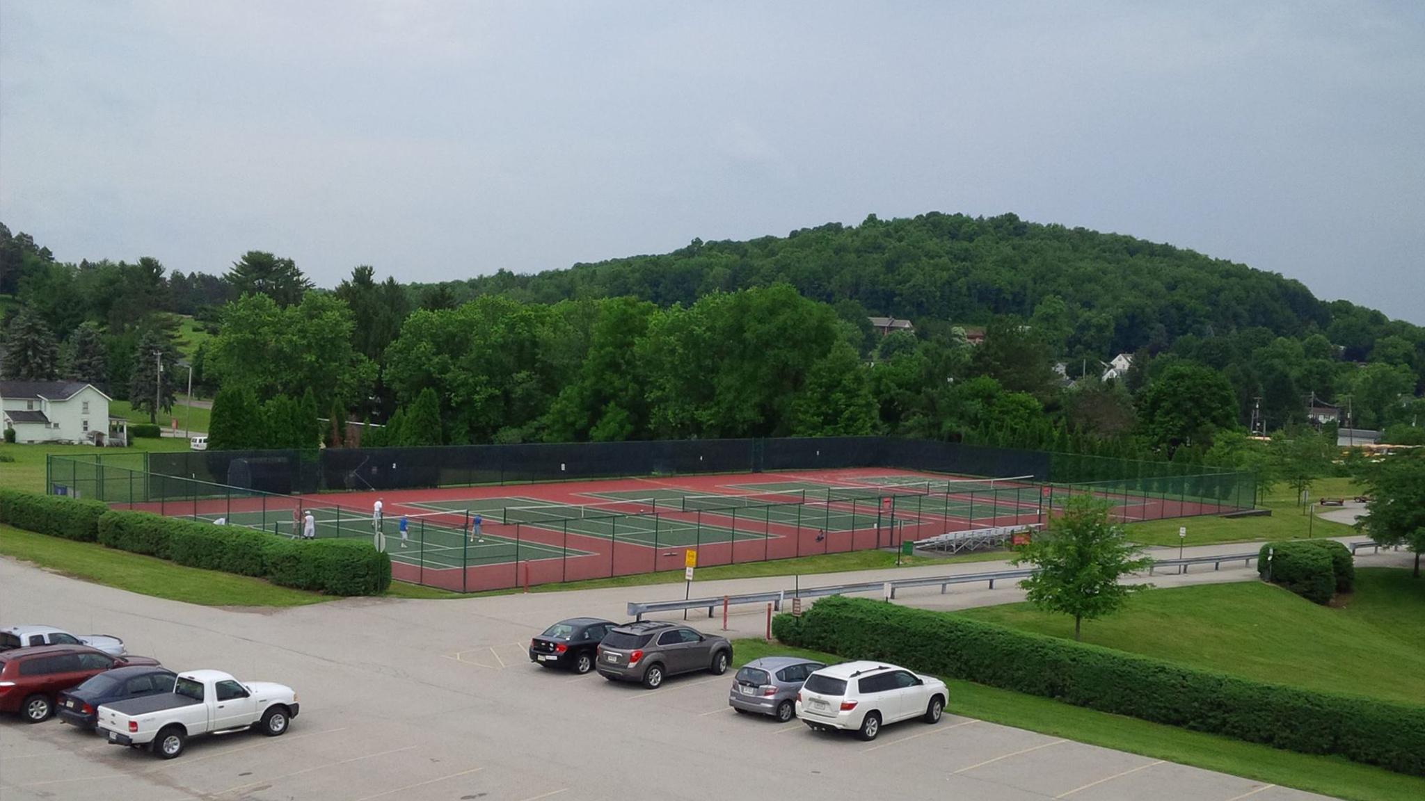 tennis slide 2