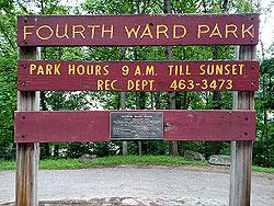 fourth ward park